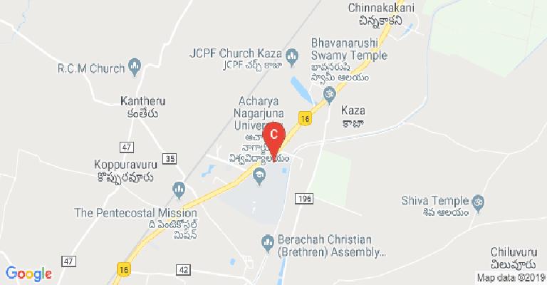 Acharya Nagarjuna University, Guntur - courses, fee, cut off