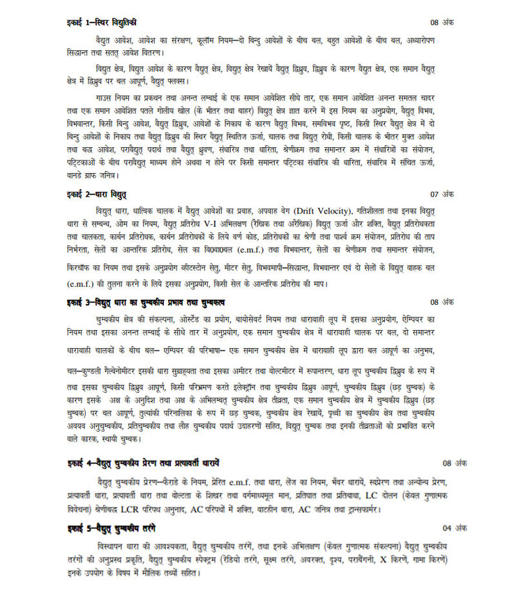 UP_Board_hindi_Syllabus_Section_A