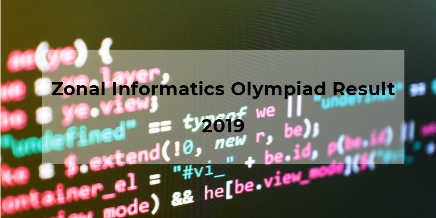 ZIO Result 2020 (Zonal Informatics Olympiad)