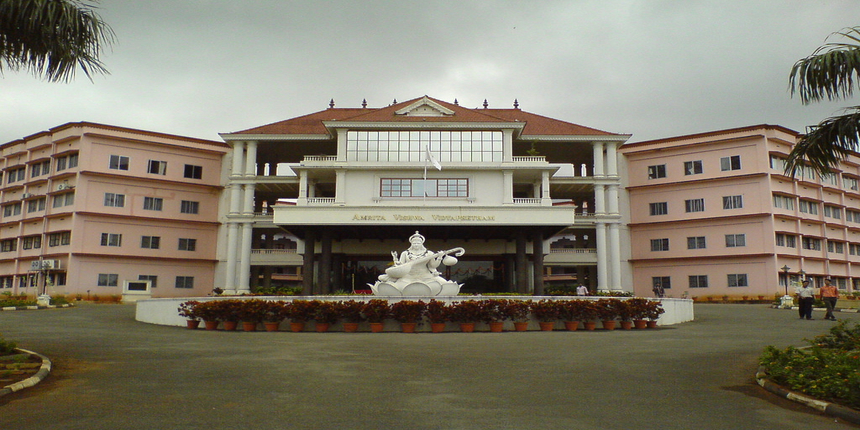 Amrita University Admission