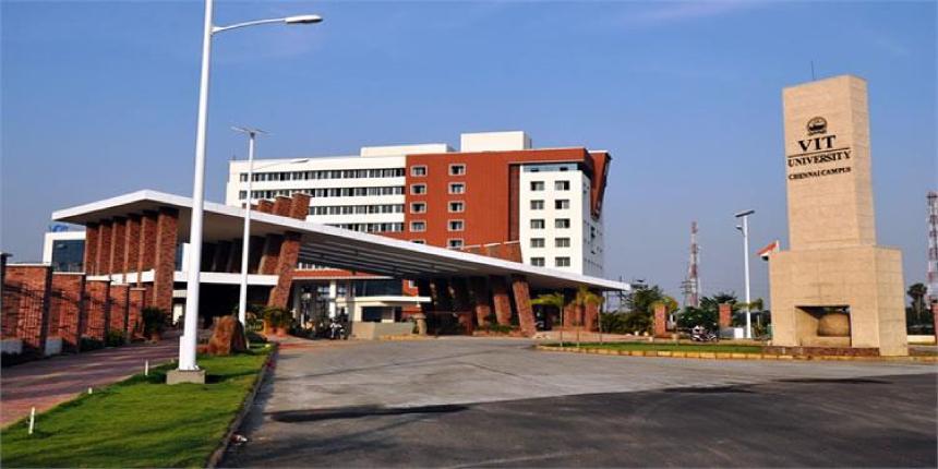 VIT University Admission 2019