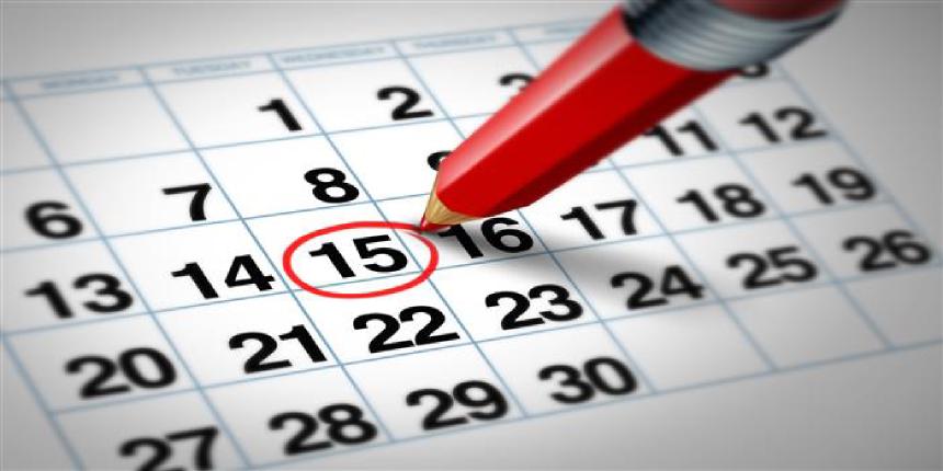 AIFD WAT Important Dates 2019