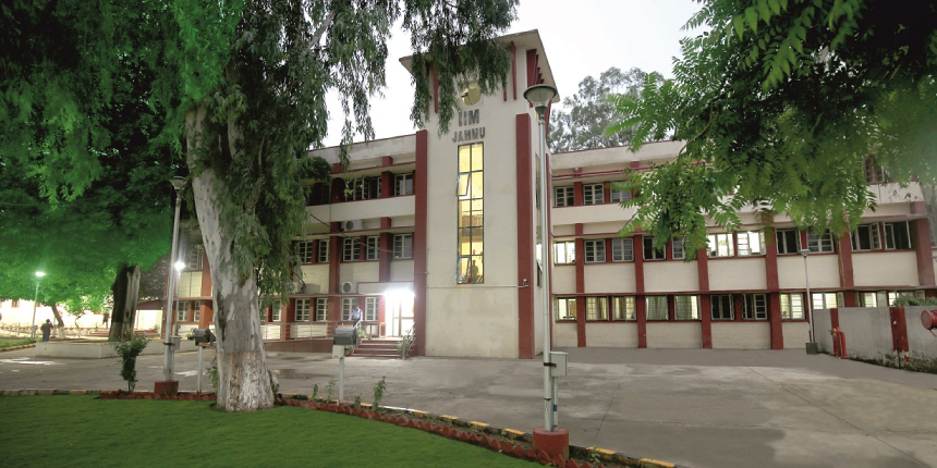 IIM Jammu Fees