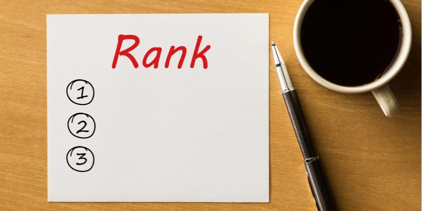 IIST B.Tech Rank List 2019
