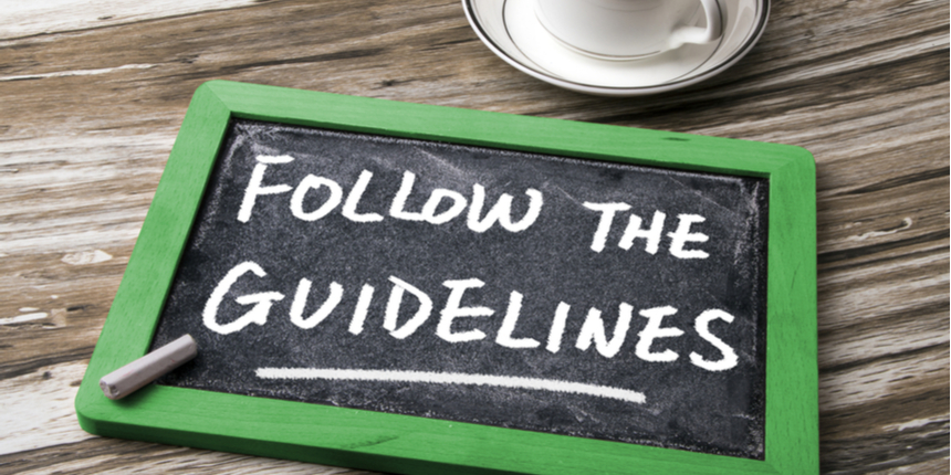 JEE Main 2019 Exam Day Guidelines - You Must Know