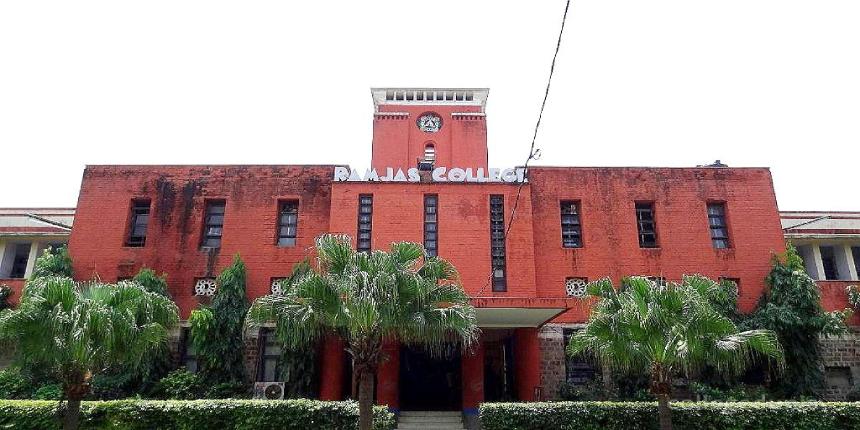 Ramjas College Cutoff 2019
