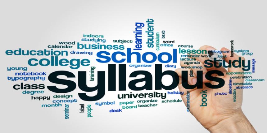 BUMAT Syllabus 2019