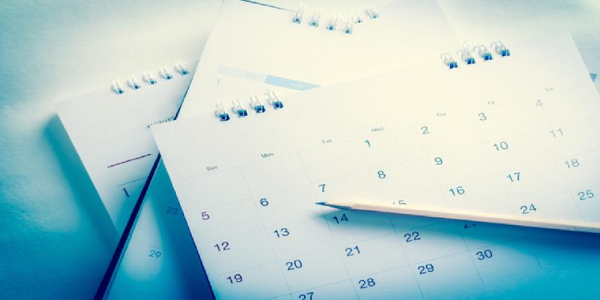 JEMAT Important Dates 2019