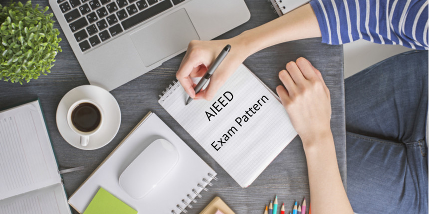 AIEED Exam Pattern 2020