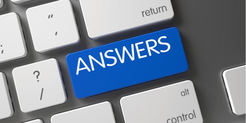 NTSE Jammu and Kashmir Answer Key 2020