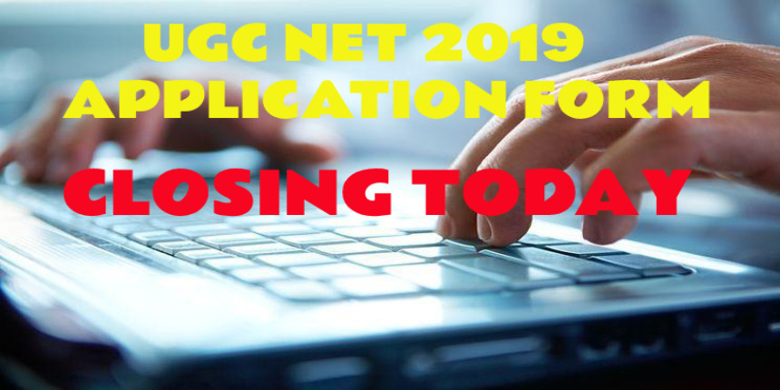 UGC NET Application for December 2019 Closing Today; Apply Now