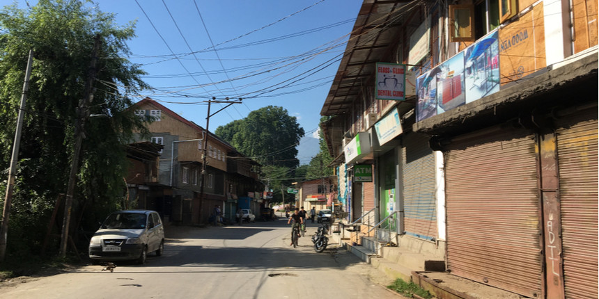 Post lockdown, Kashmiri students fined for attendance shortage, late fee payment