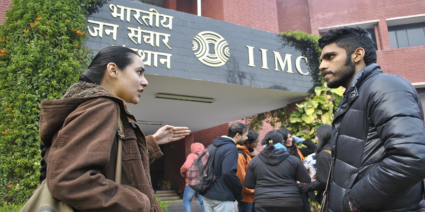 IIMC to offer MA in health journalism, new media, communication governance
