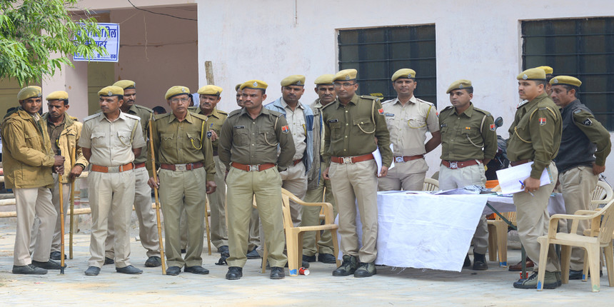 Rajasthan Police Constable 2019 Notification Released for 5000 Vacancies