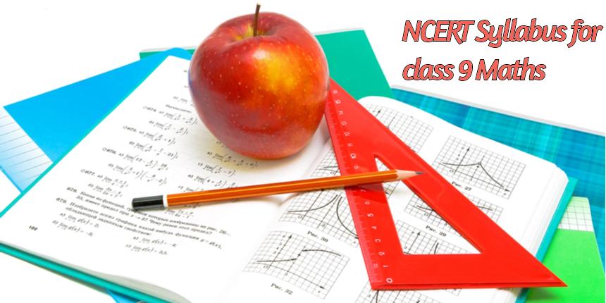 NCERT Syllabus for Class 9 Maths