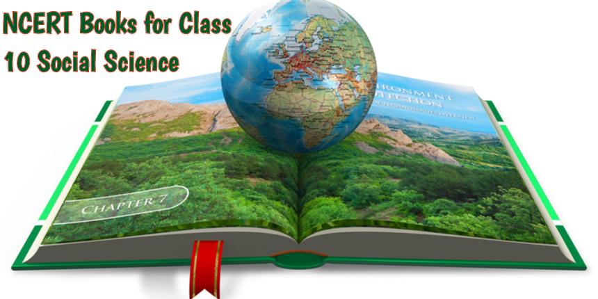 NCERT Books for Class 10 Social Science