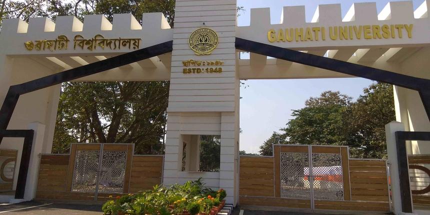 Gauhati University Admission 2019