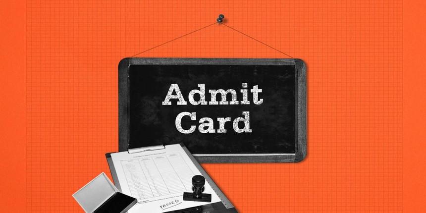 JAM Admit Card 2020