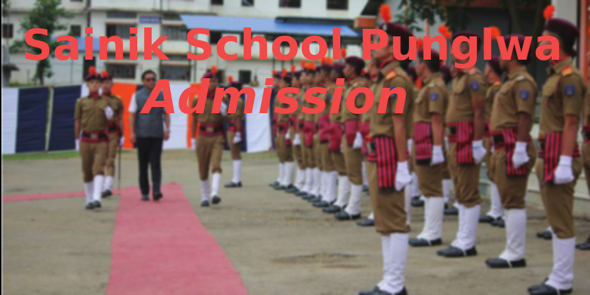 Sainik School Punglwa Admission 2020