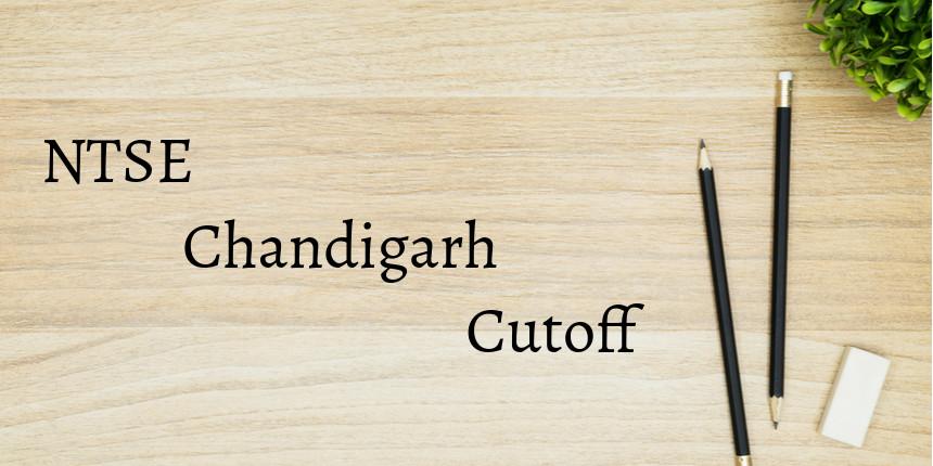 NTSE Chandigarh Cutoff 2020