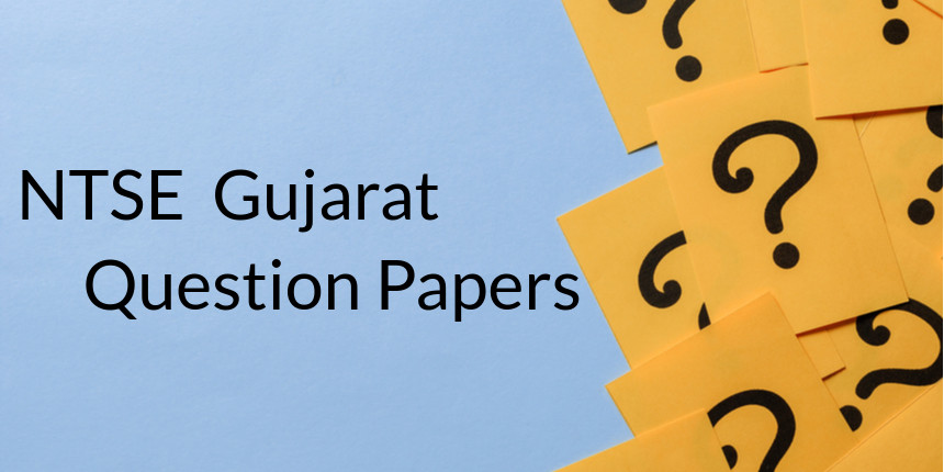 NTSE Gujarat Question Papers 2020