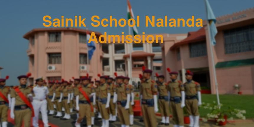 Sainik School Nalanda Admission 2020