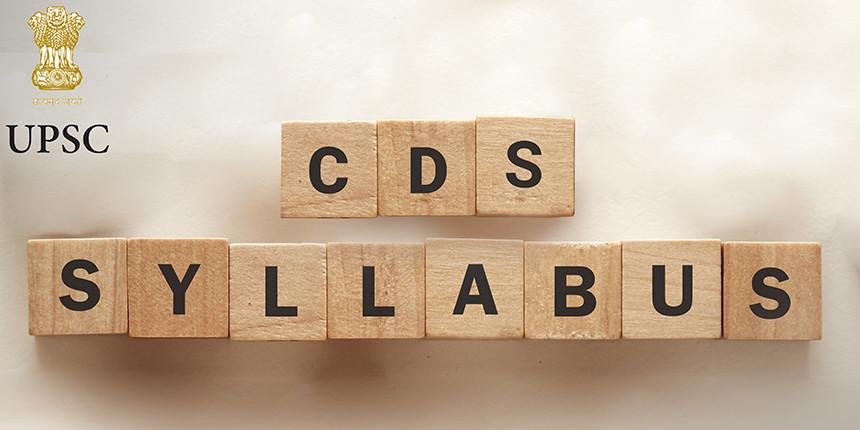 CDS Syllabus 2020