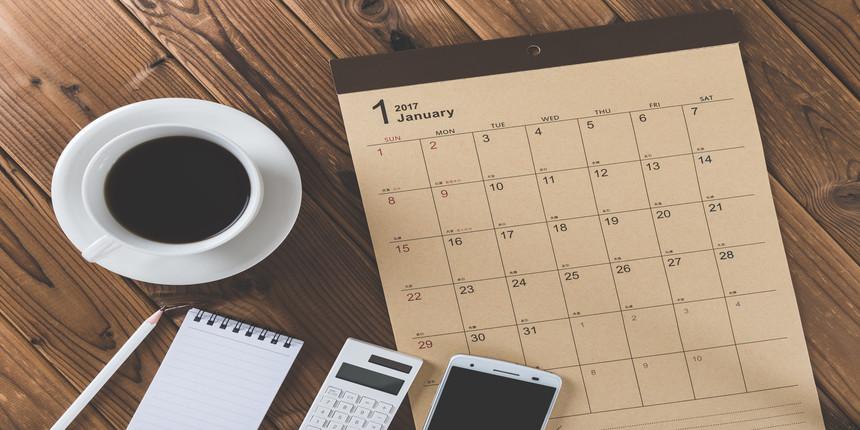 AMU Important Dates 2020