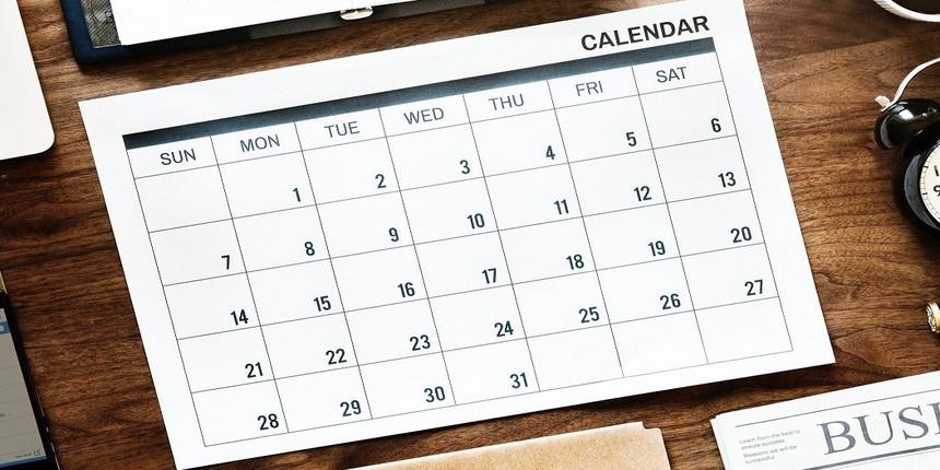 CCMN Important Dates 2020