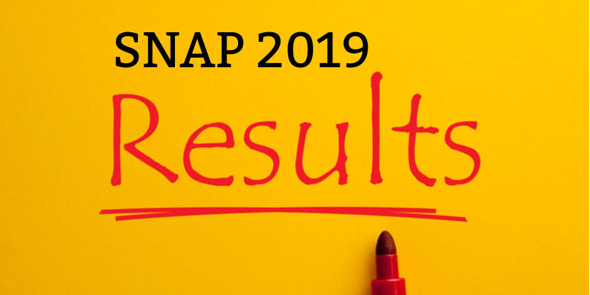 SNAP 2019 Result announced, Check steps to download scorecard