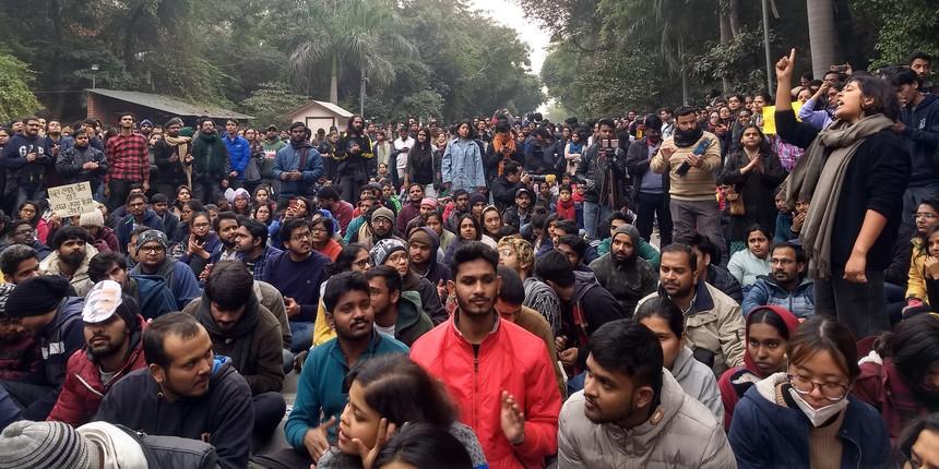 'A Political Investigation': JNU students named by Delhi Police