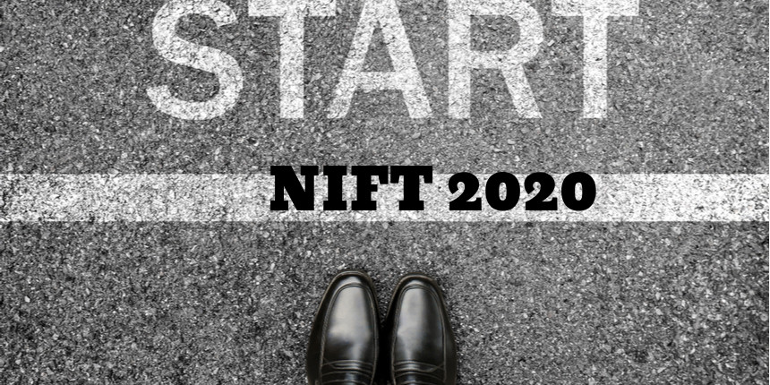NIFT 2020 Exam To begin-Candidates beat winter chill, arrive at centre
