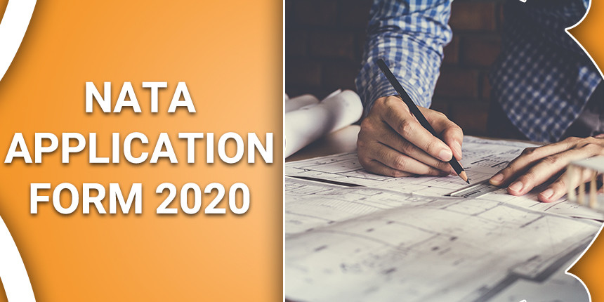 NATA application form 2020 released, Check steps to apply