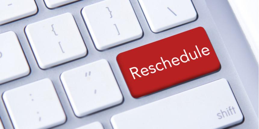 FTII JET Admit Card 2020 Release Date Rescheduled