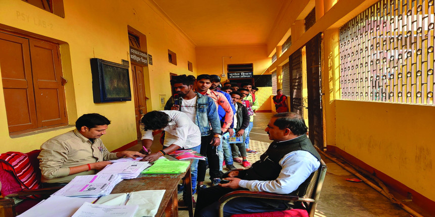 Reality of Reforms: Education policy and a Bihar college