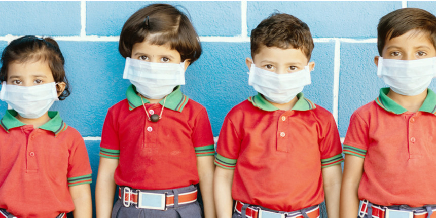 Coronavirus: Students to sit a metre apart, wear masks for CBSE exams