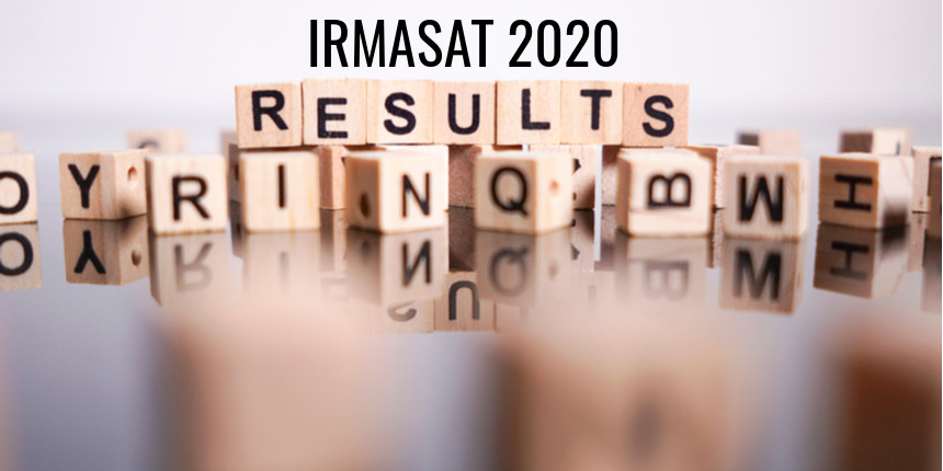 IRMASAT 2020 Final Result Released- Check Details Here