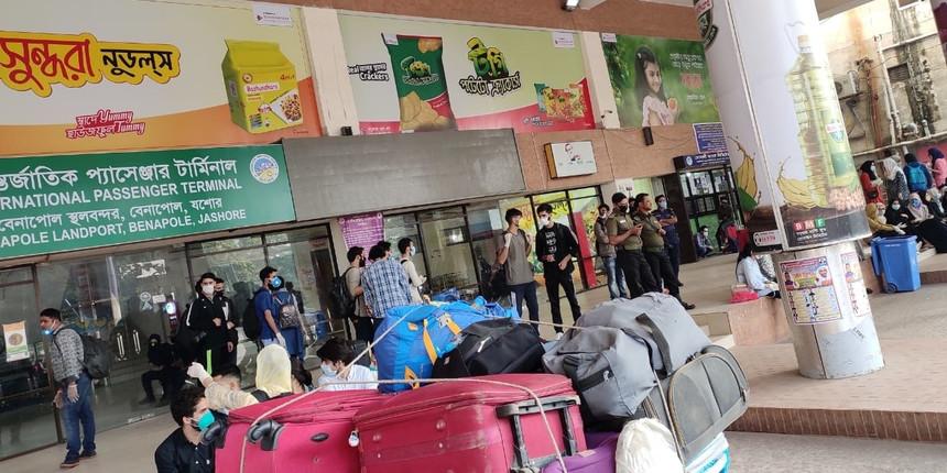 Coronavirus: Around 70 medical students stranded at Bangladesh border