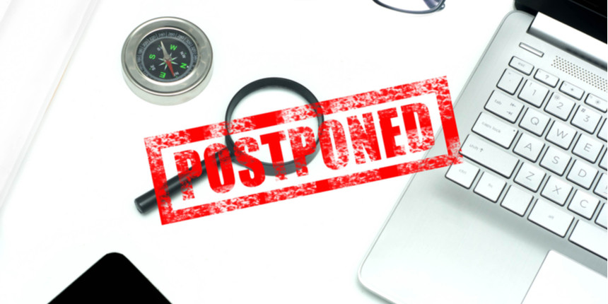 COVID-19 Outbreak: MH CET Law 2020 Exam postponed; new schedule to be released soon