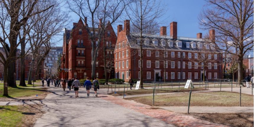 Coronavirus: Harvard University president, wife test positive
