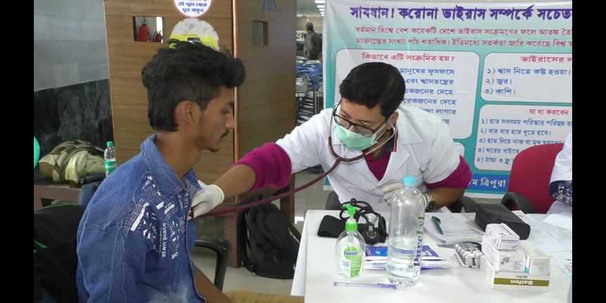 From Silchar to Aligarh, medical colleges prep for COVID-19