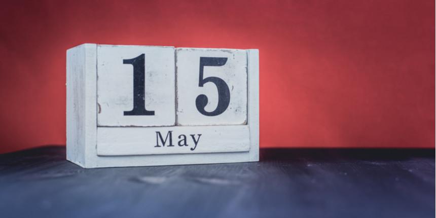 MET 2020 application form last date extended till May 15