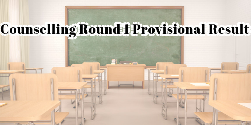 NEET PG/MDS 2020 counselling resumes; round one provisional result announced at mcc.nic.in