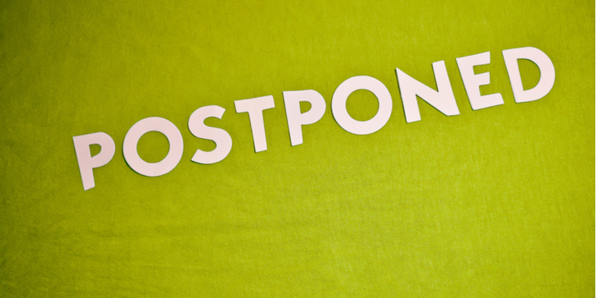 Lockdown 4- SET General, SLA, SITEEE 2020 exam postponed