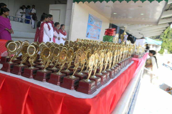 kamaraj english medium school - awards