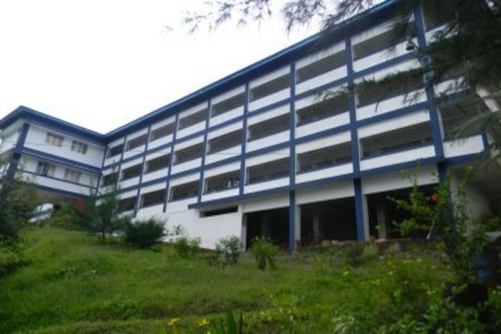 kamaraj english medium school - school building