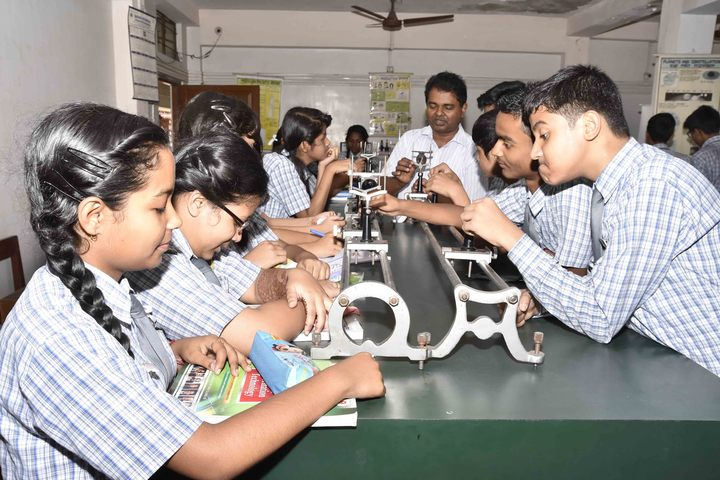 St Francis D Assisi High School-Physics Lab