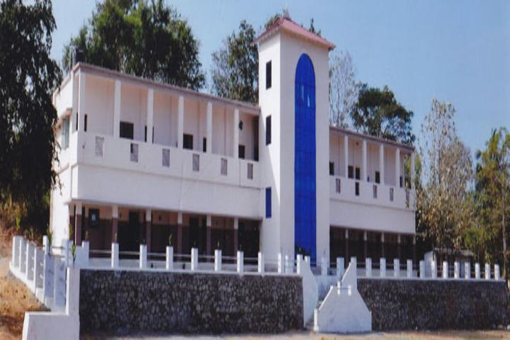 St PaulS Central School-Campus