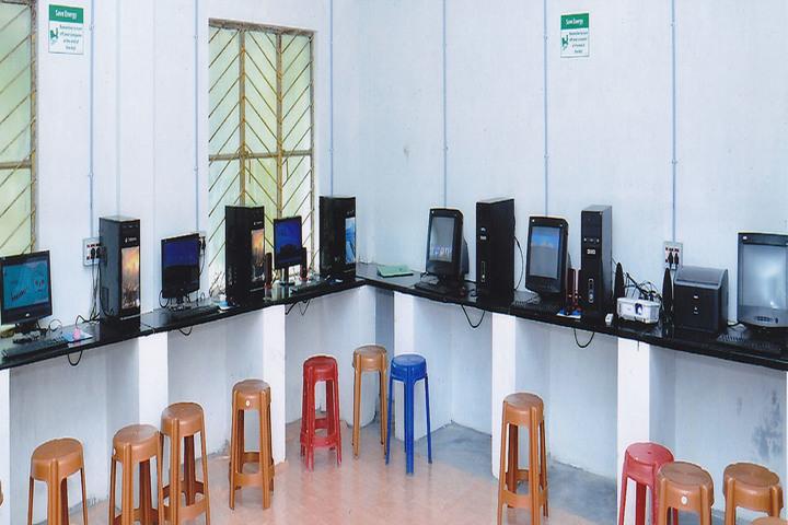 St PaulS Central School-Computer Lab
