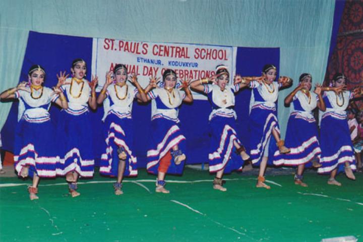 St PaulS Central School-Cultural Event